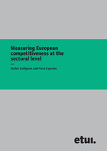 book cover of Measuring-European-competitiveness-at-the-sectoral-level