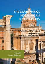 book cover of The Governance of European Public Goods